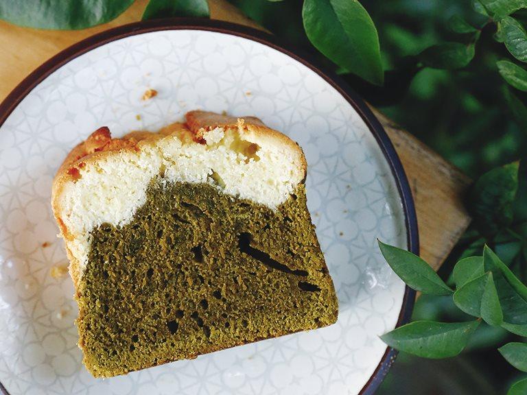 三峽碧螺春磅蛋糕