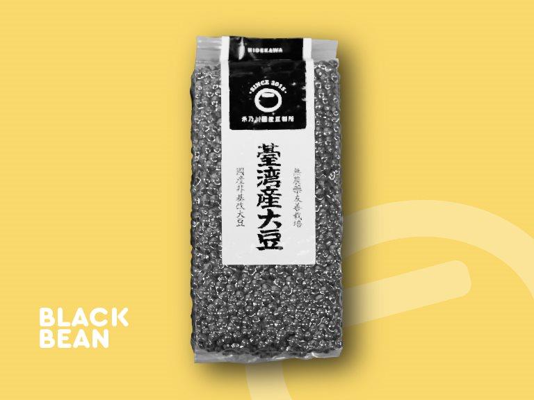 國產生黑豆