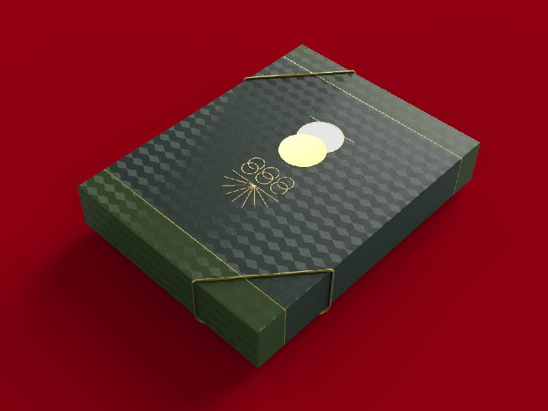 「青年返鄉 珍貴的遇見」禮盒包裝設計