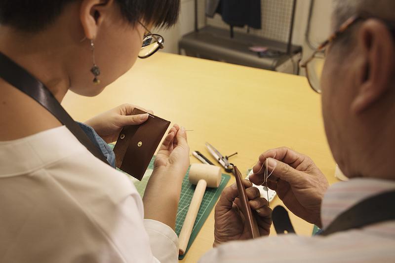 一日職人DIY體驗 - 玩皮小孩皮革工坊 - | 合習聚落 | 三峽工藝&產業的共好實踐基地