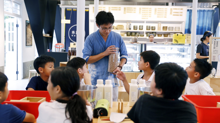 介紹台灣國產非基改大豆 | 禾乃川國產豆製所 | 改變生命的豆漿店
