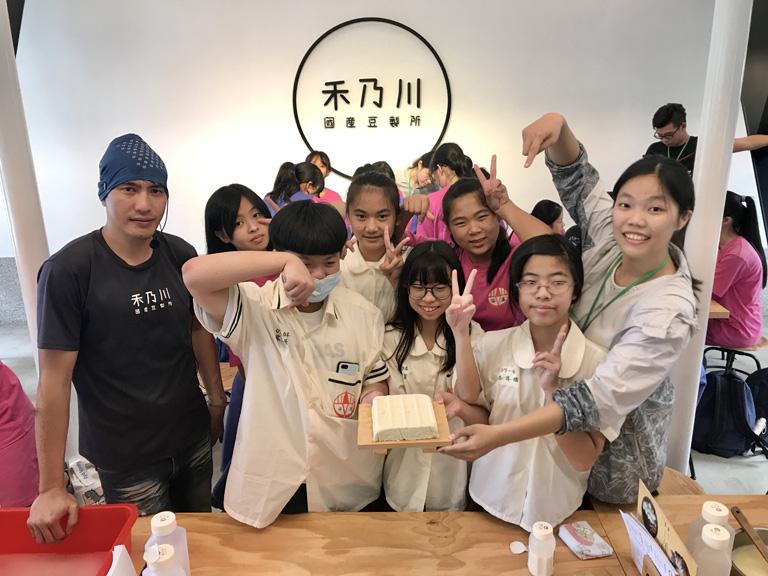 展示豆腐成品 | 禾乃川國產豆製所 | 改變生命的豆漿店