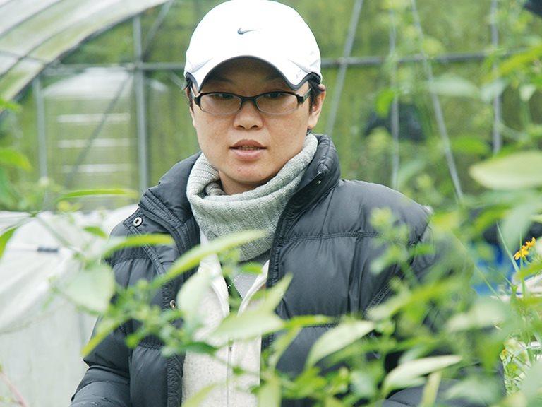 食物革命 - 魚菜共生實驗農場創造無毒飲食/李佳璇的樂活夢