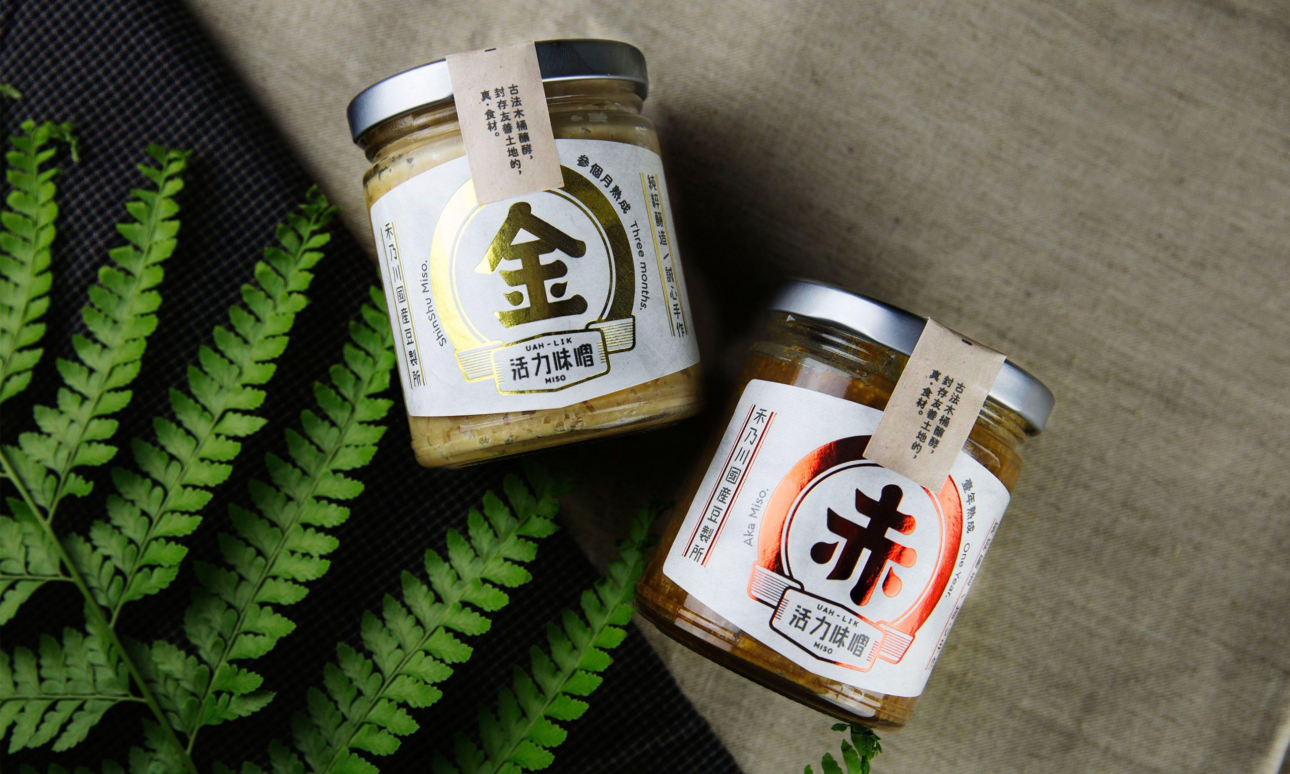 活力味噌 - 選用日本味增老店優良菌種