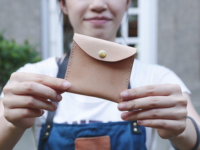 玩皮小孩皮革工坊 - 一日皮革體驗DIY