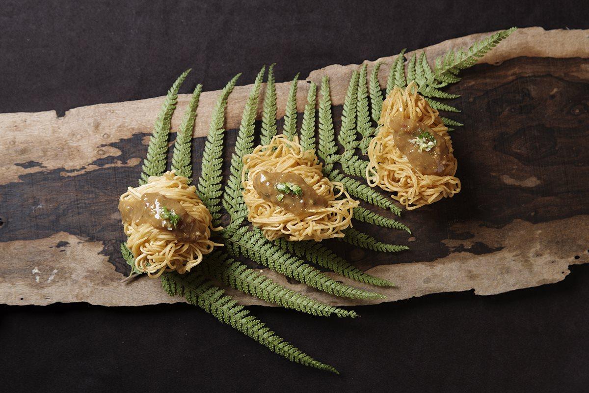 黃金麵線卷
