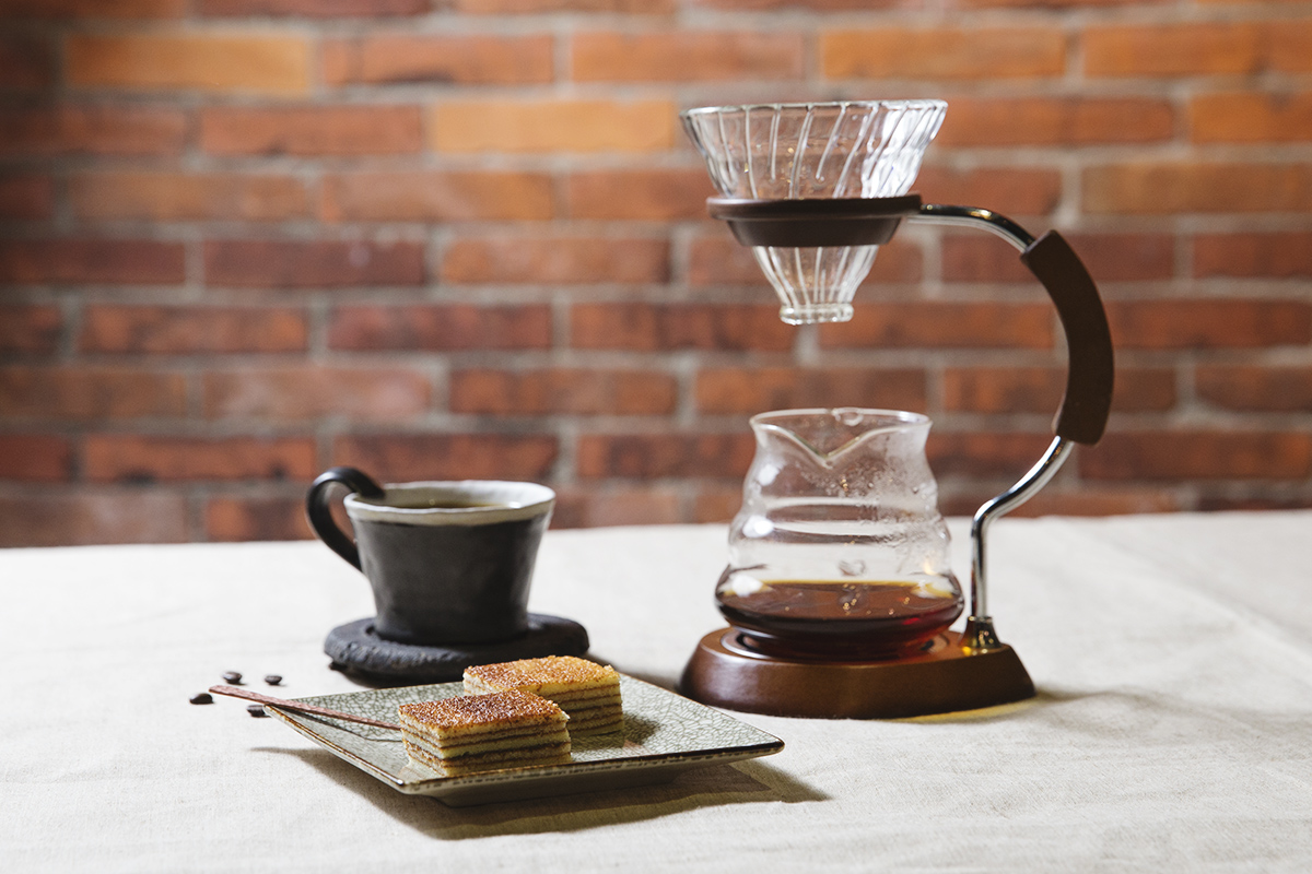 單品咖啡,咖啡不只是提神飲品,而是對生活的一種品味 | 甘樂食堂下午茶 | 古厝裡的美味時光