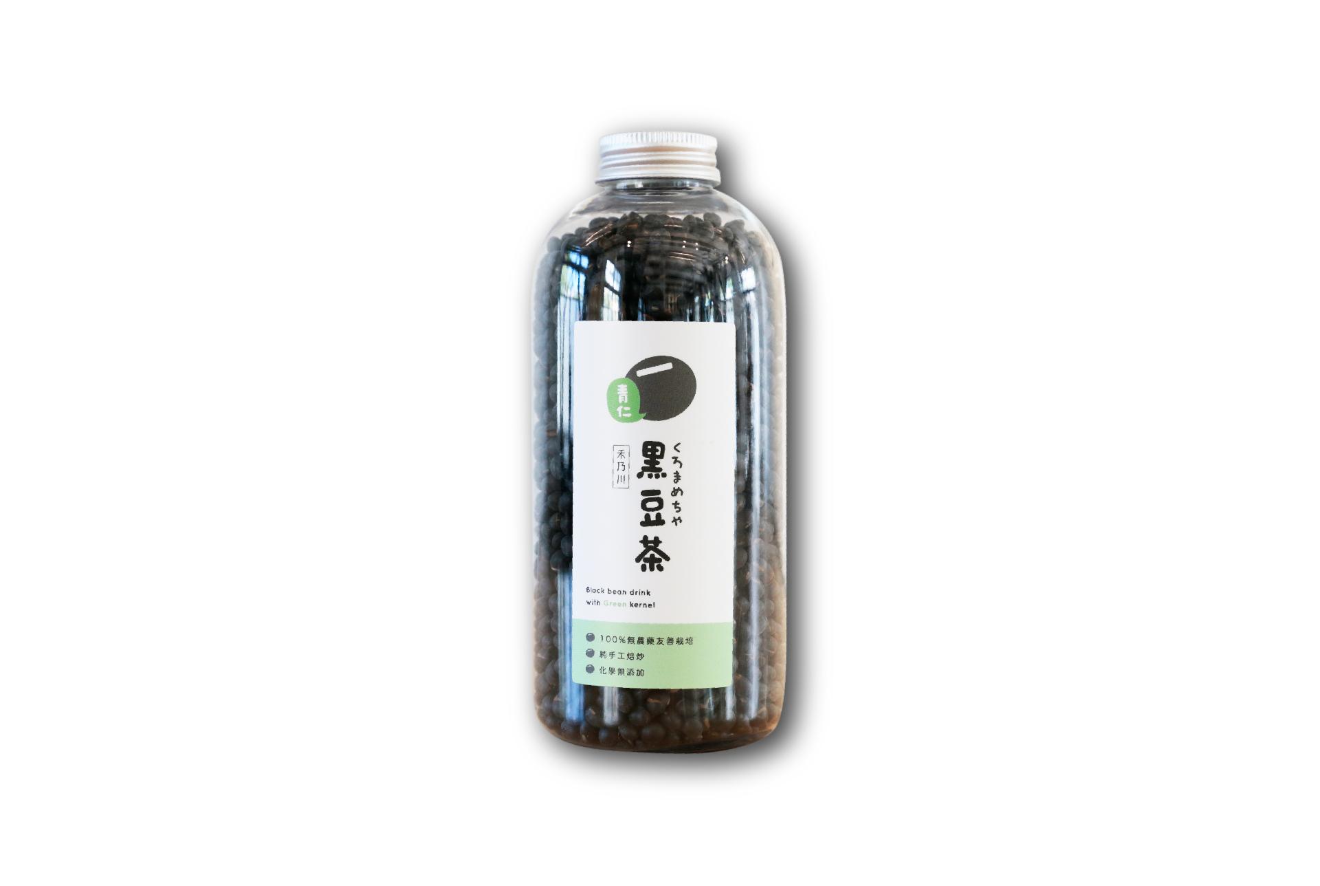 青仁黑豆茶(乾豆) - 細火手工焙炒 | 禾乃川國產豆製所 | 改變生命的豆漿店