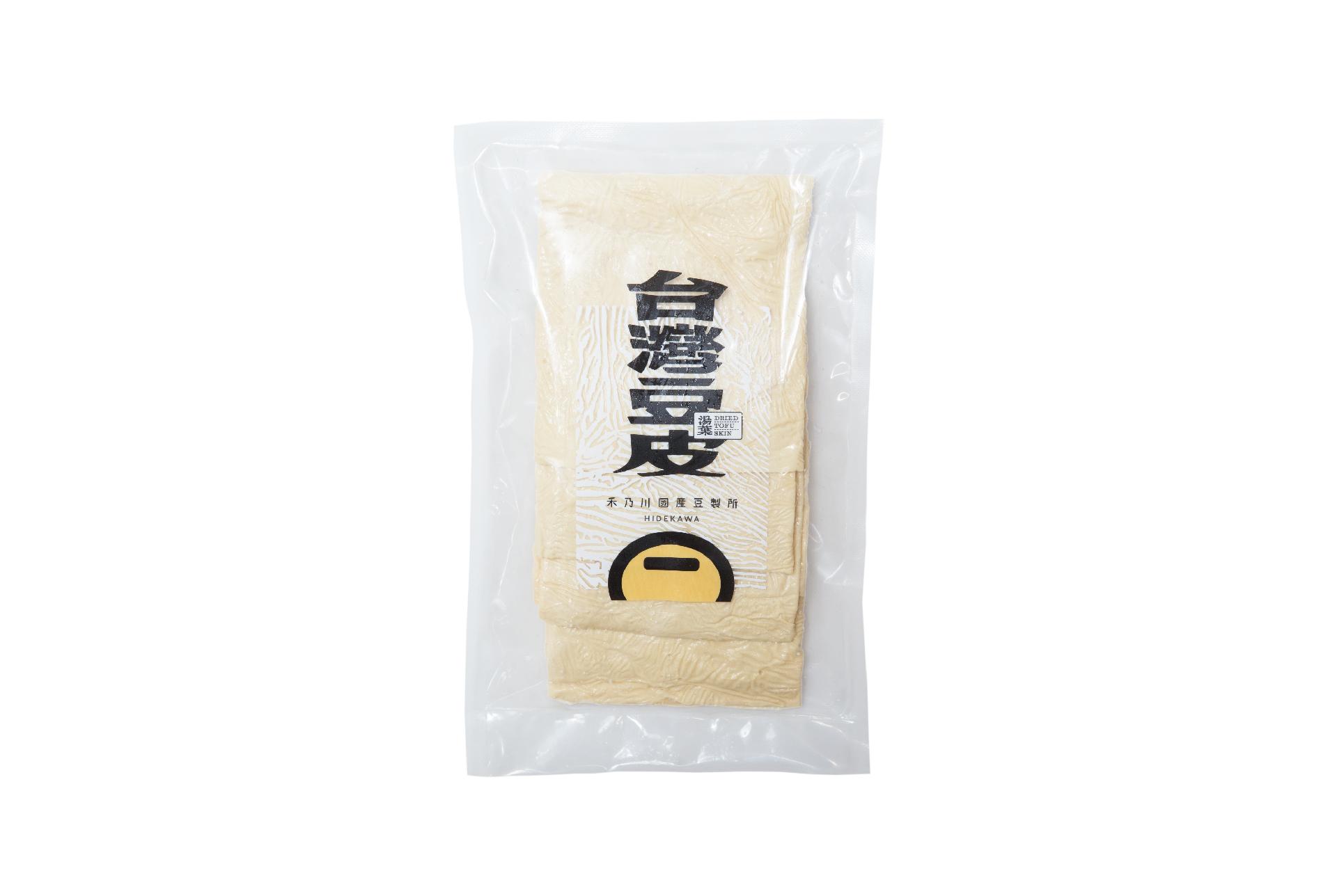 台灣手工豆皮 - 全手工撈製而成 | 禾乃川國產豆製所 | 改變生命的豆漿店