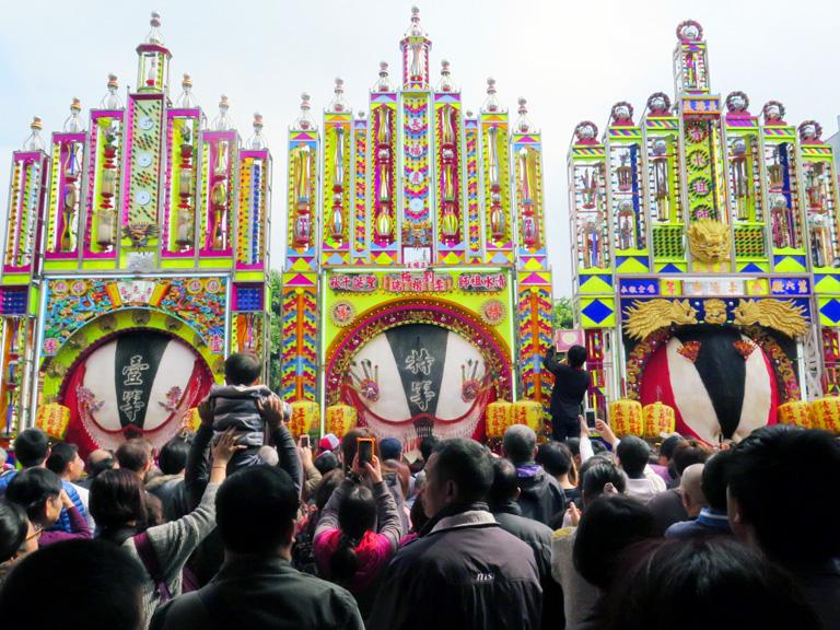 三峽長福巖 正月初六來三峽看大豬公,是北台灣最具特色的宗教盛事之一。 | 甘樂文創 | 甘之如飴,樂在其中