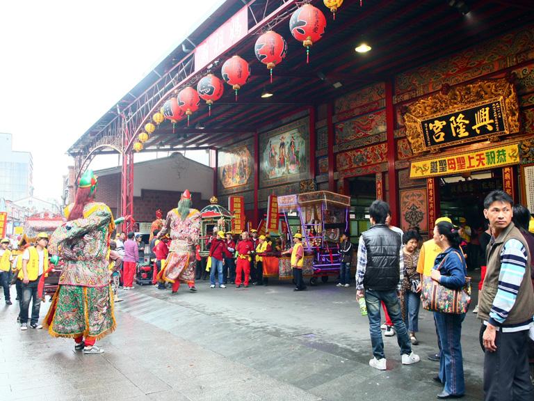 三峽興隆宮 每年三月瘋媽祖,也是三峽在地特色宗教盛事   甘樂文創   甘之如飴,樂在其中