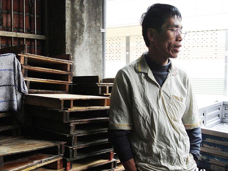 煮豆成金的深夜工廠 - 桃園翔美利豆腐