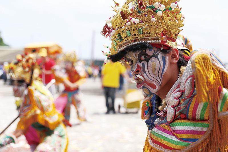 [貢寮] 三月瘋媽祖,讓傳統慶典更拉近年輕人目光 - 澳底仁和宮