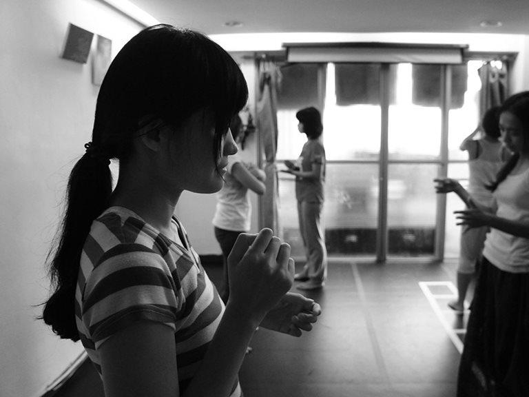 第七屆臺北藝術節|看心心 — 島上女人|On Stage,張文易