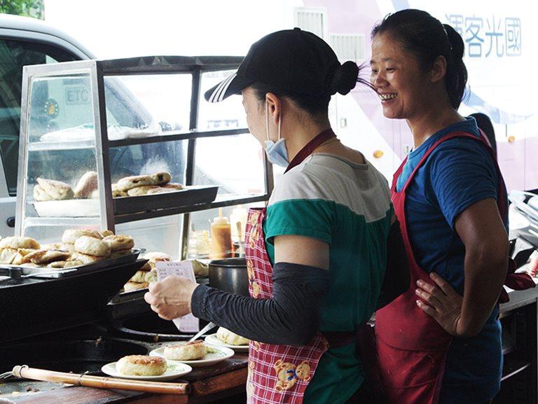 [萬里] 一日之初,萬里嚐晨 —— 萬里豆漿伯店