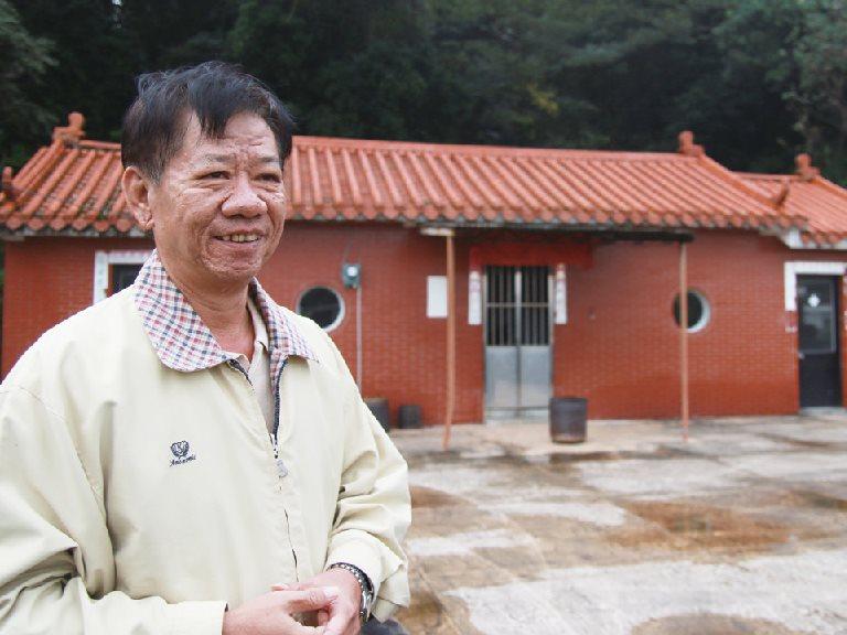 [三芝] 踏穩雙腳深耕在地,綻放農村文藝新生命 / 三和社區理事長 江慶崇