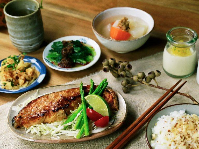 酒粕味噌三文魚