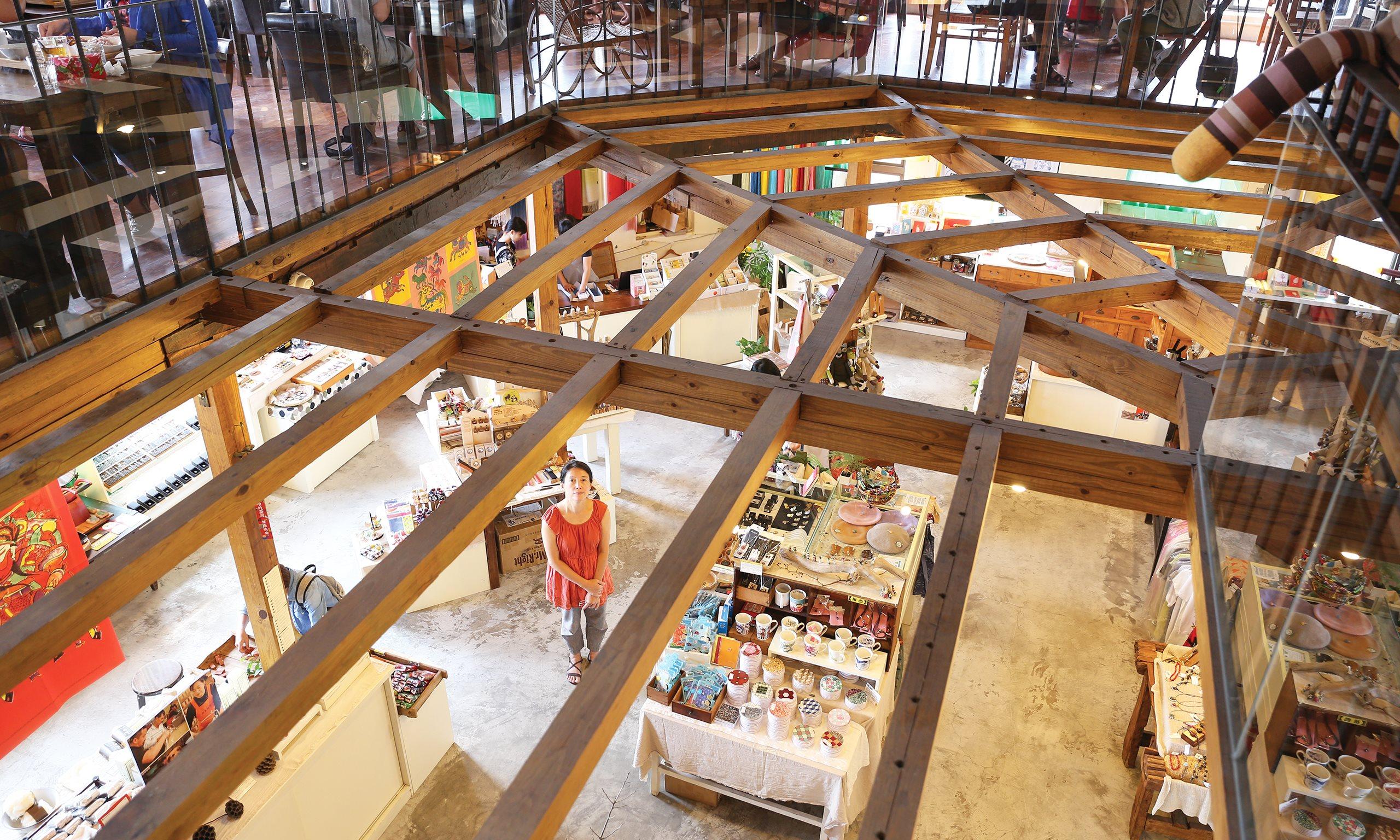 不只是創意商品 還廣納臺灣食材的「好料專賣店」——阿之寶手創館