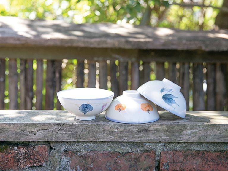 〖no.28主題企劃〗記憶中熟悉的那碗——藍口碗 ╳ 外婆橋客家菜