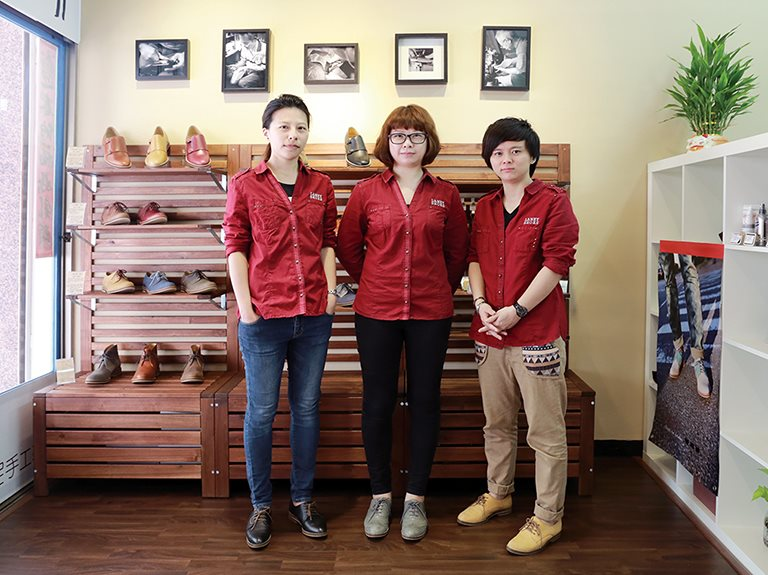 臺灣美好製鞋年代的記憶與傳承——藍尼手工鞋