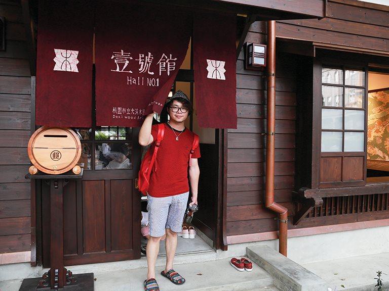 行腳臺灣:整個城鎮都是博物館——來去大溪