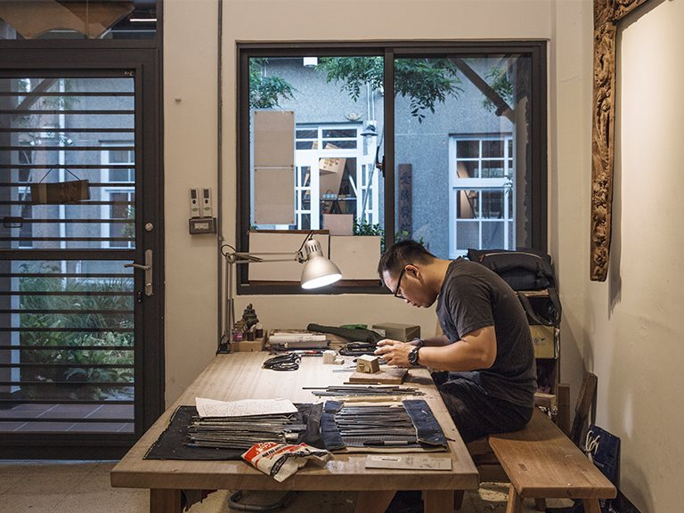 YIMU Carving Workshop