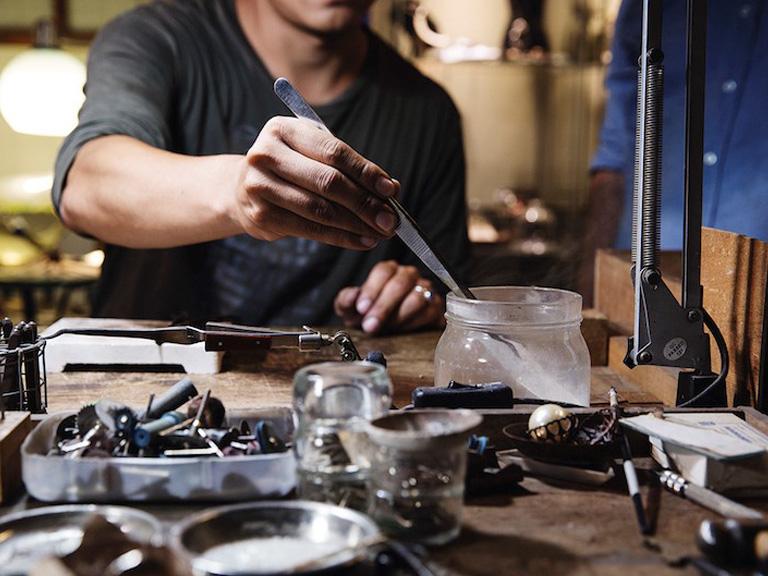 一日職人DIY體驗 -三藝金工-   合習聚落   三峽工藝&產業的共好實踐基地