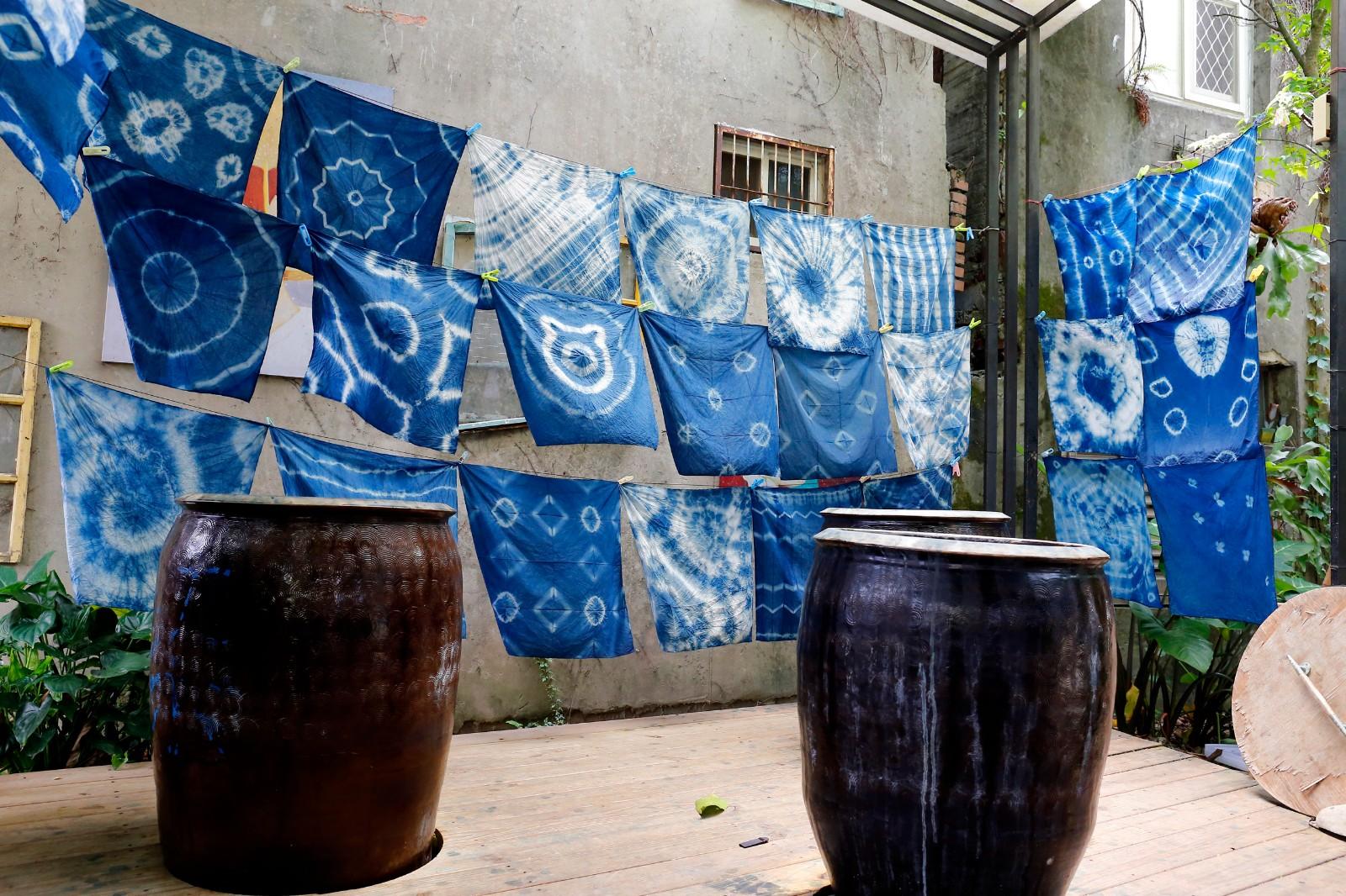 一日職人DIY體驗 - 三峽藍染工藝手作   甘樂文創   甘之如飴,樂在其中