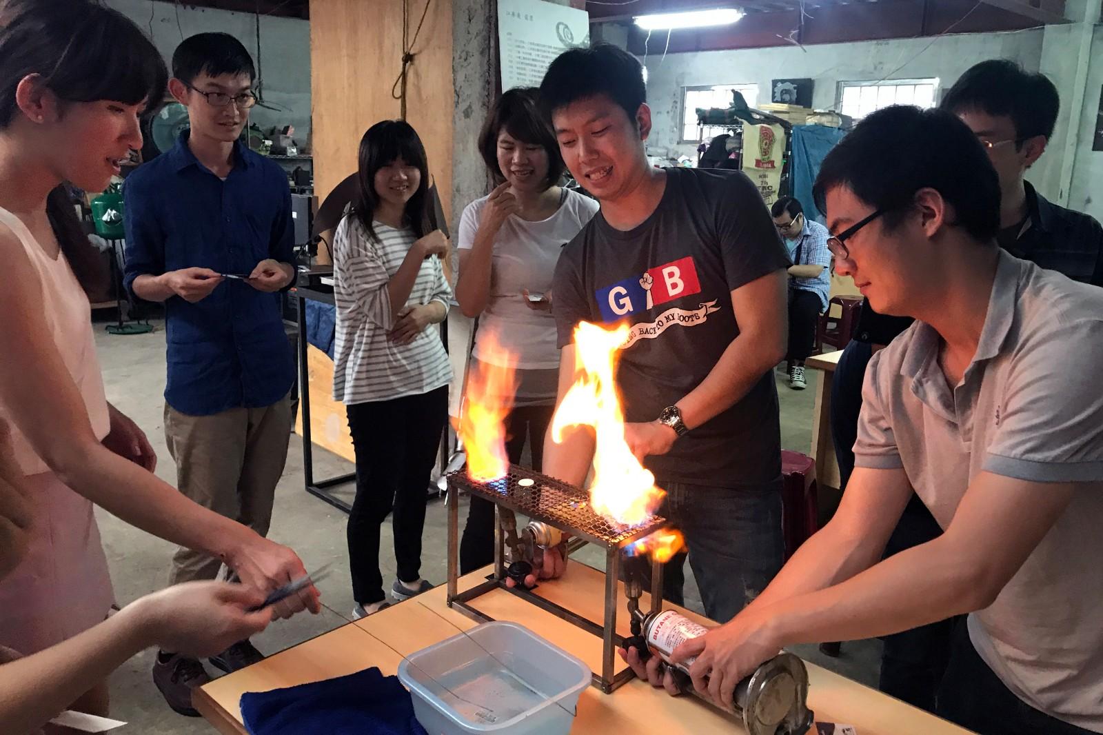 一日職人DIY體驗 - 三峽琺瑯工藝手作   甘樂文創   甘之如飴,樂在其中