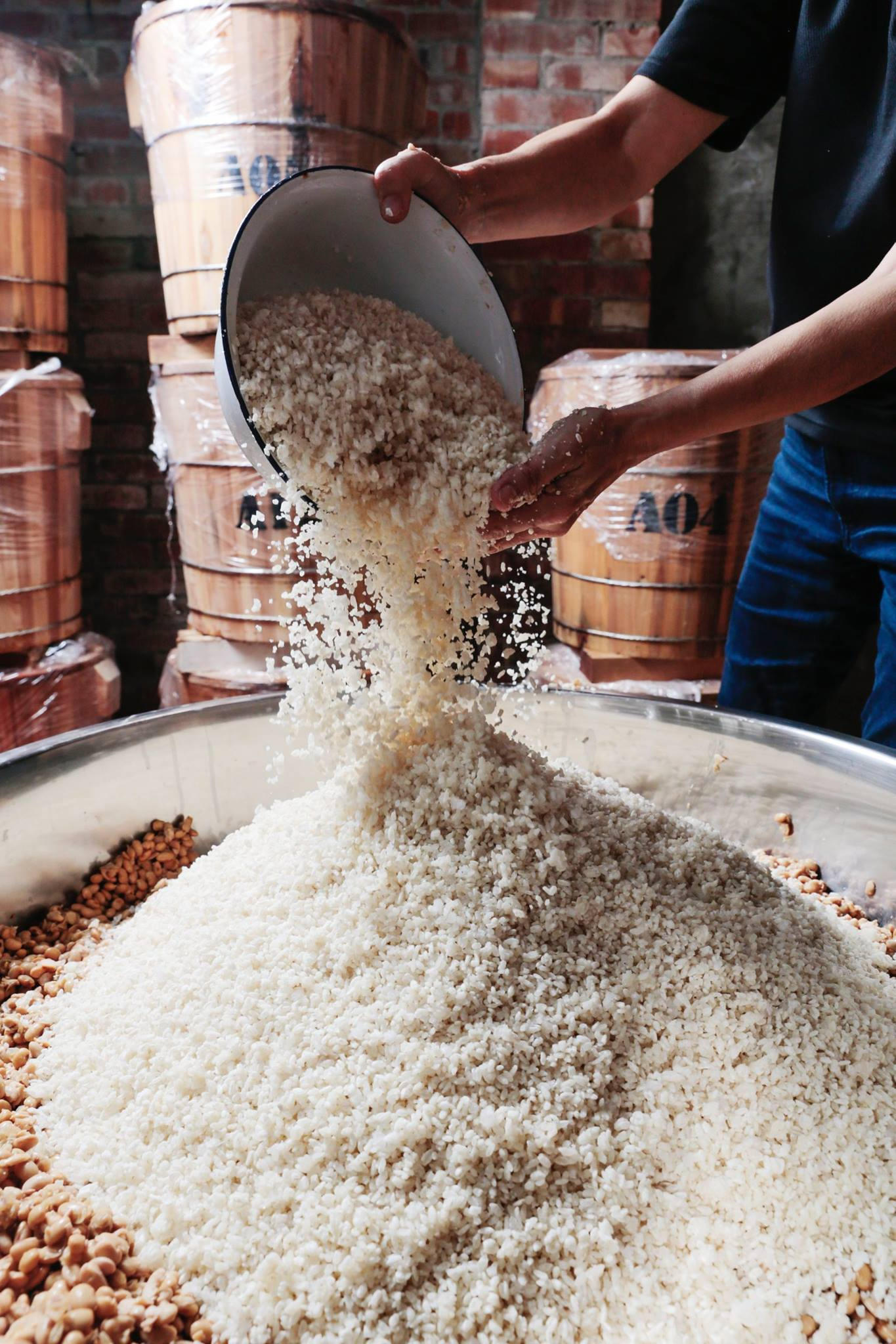 make naturally fermented foods | Taiwan natural soy milk shop | HIDEKAWA