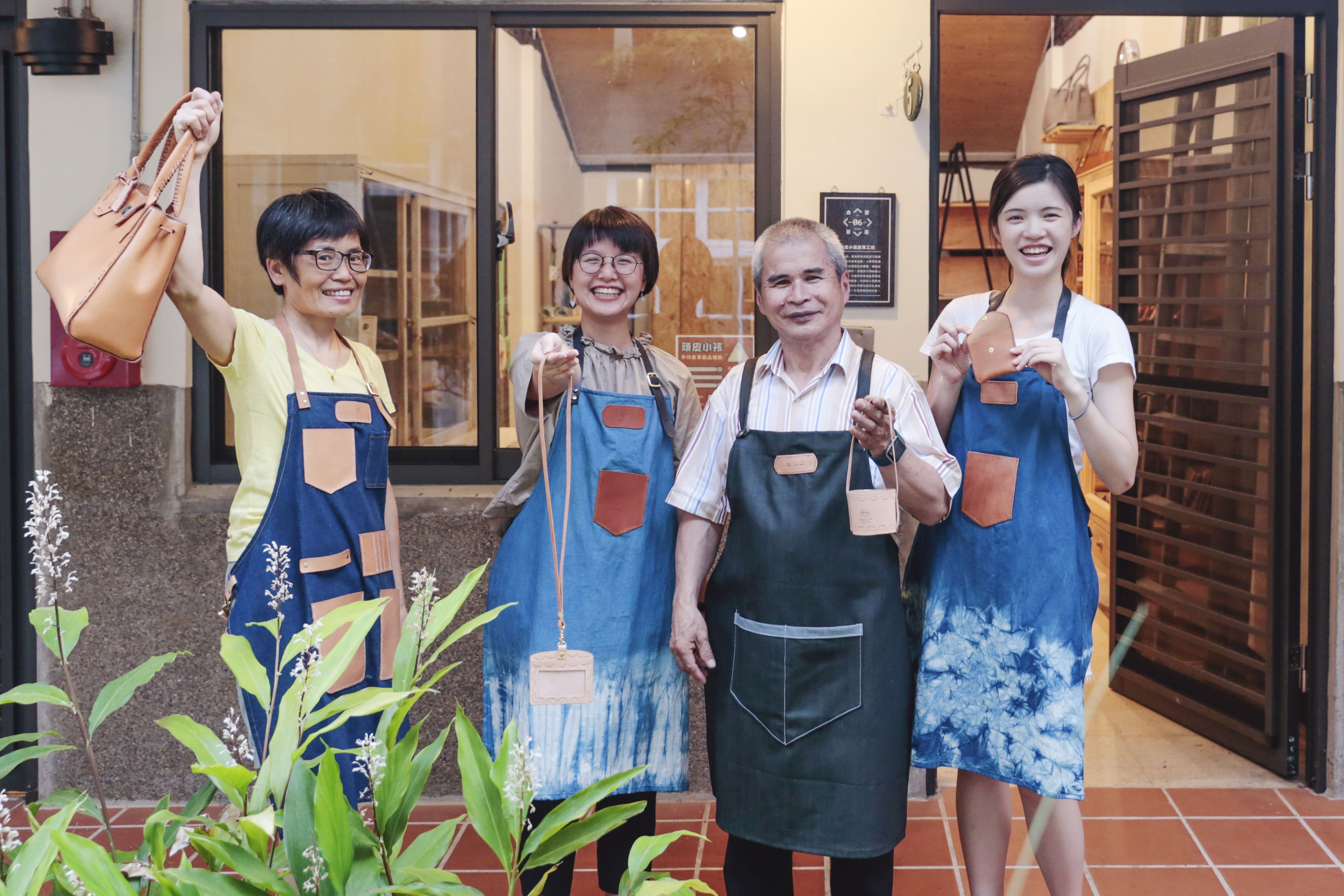 Leather Creation DIY Experience   Taipei Cultural experience   CAN Culture