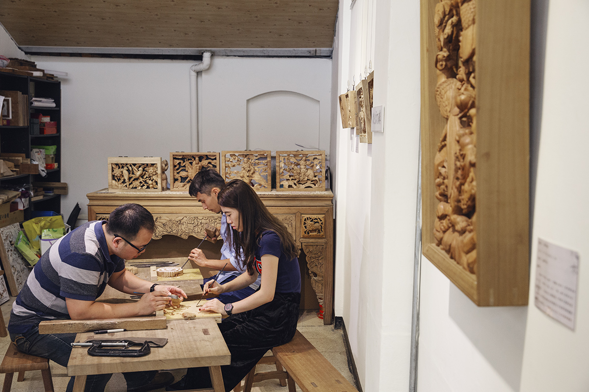 Wood Carving DIY Experience | Taipei Cultural experience | CAN Culture