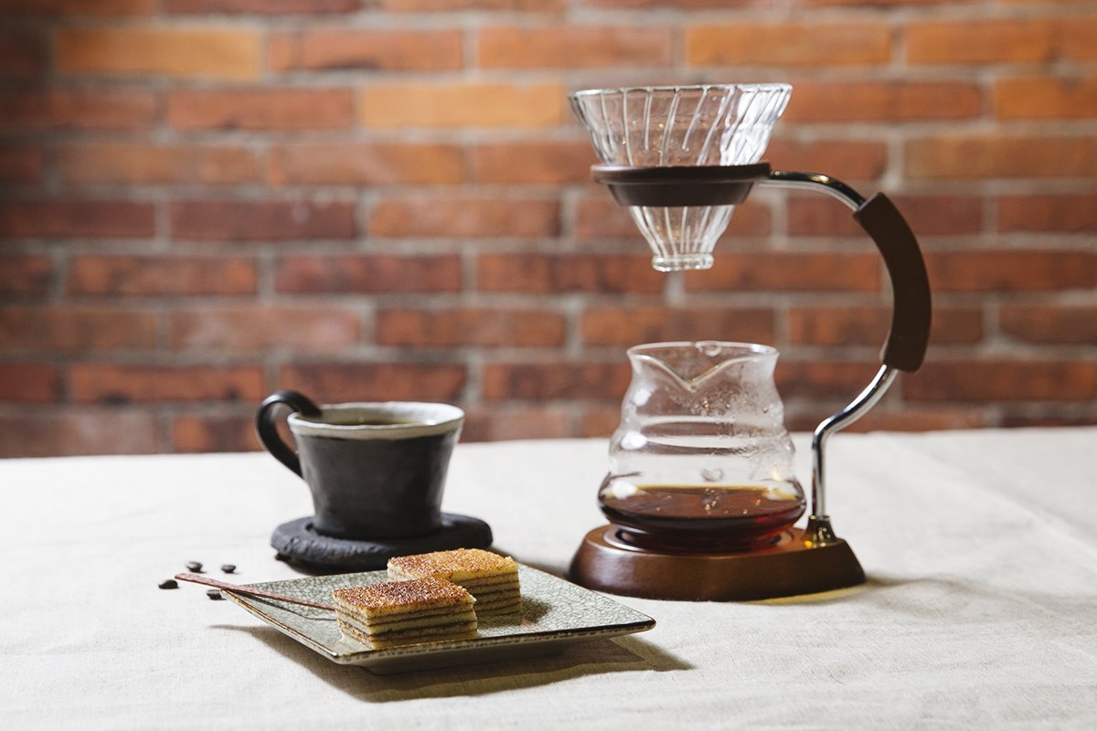 KOUJI hand brewed coffee - The best hand brewed cafe in Taipei Sanxia