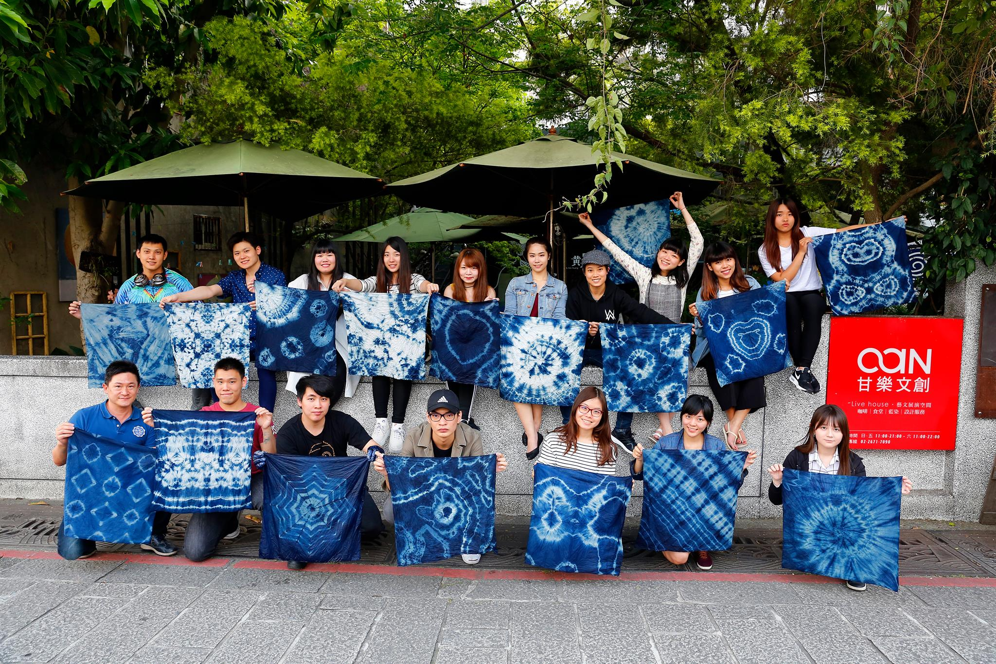 For group tours, we can plan for you exclusive indigo dyeing activities or one-day tour of Sanxia. | Taipei Cultural experience | CAN Culture