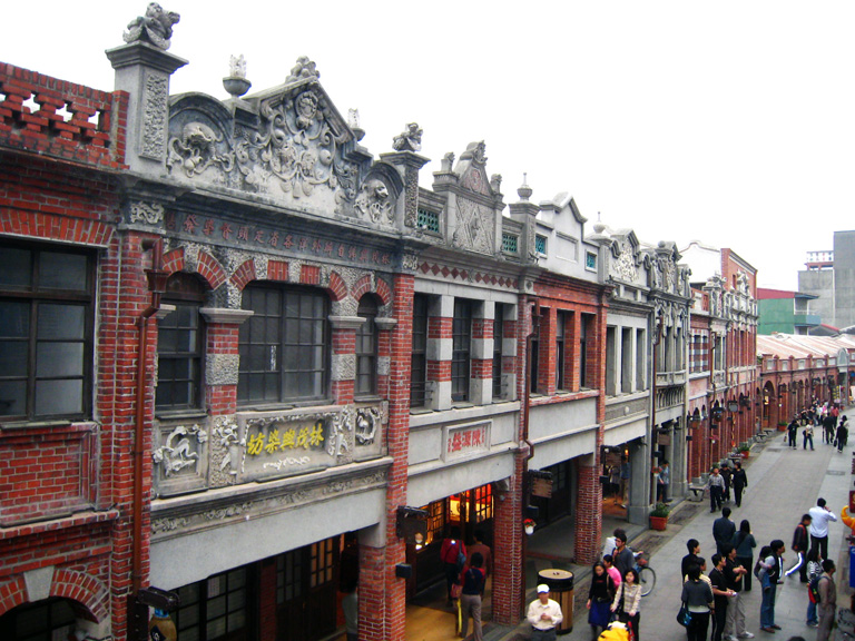 Sanxia Old Street refers to the over one hundred western style street house on the southern section of Minquan Street. forming lively trading markets in which tea, camphor and indigo were referred to as the Three Treasures of Old Street.  | Taipei Cultural experience | CAN Culture
