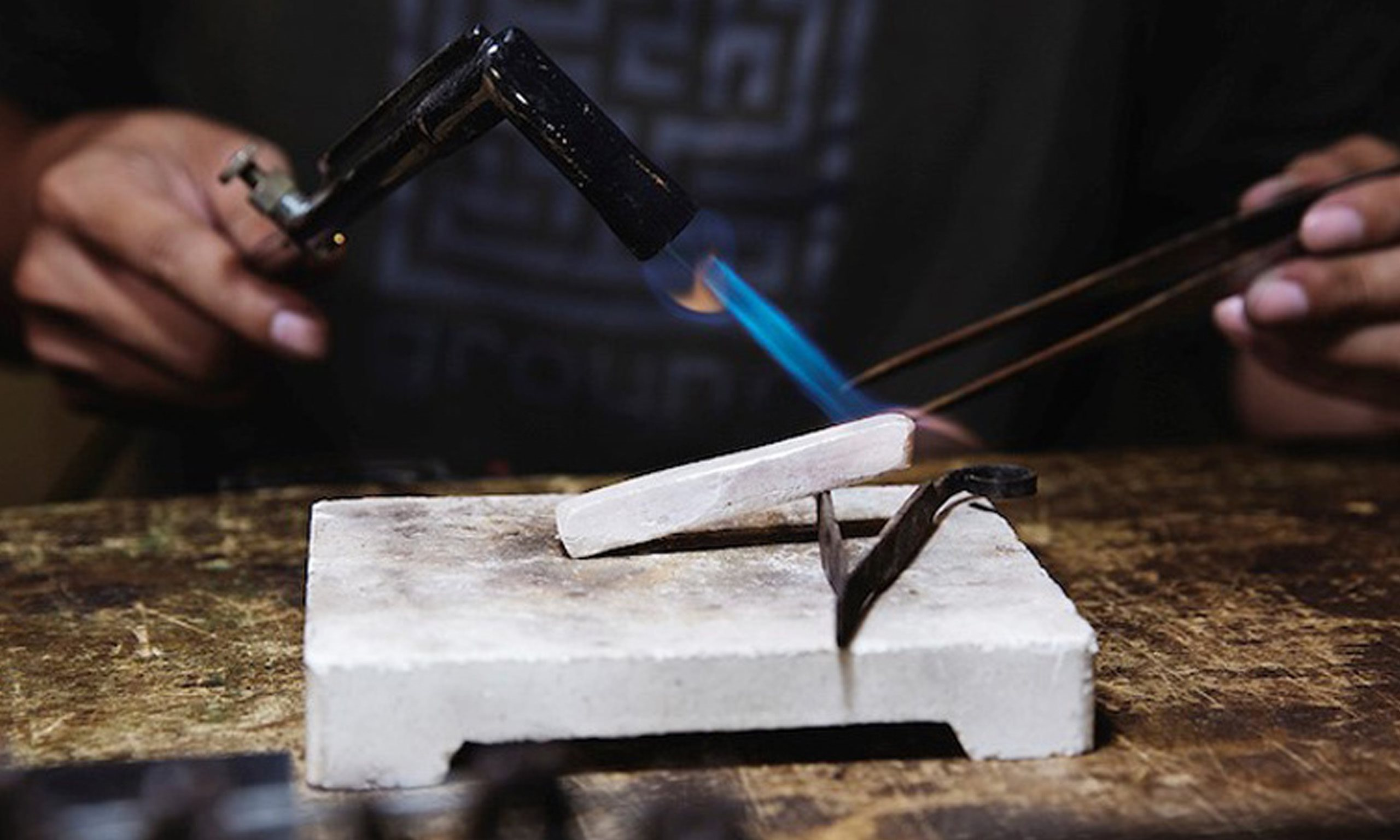 Metalworking DIY Experience Activities - Taiwan popular one-day tour in Sanxia