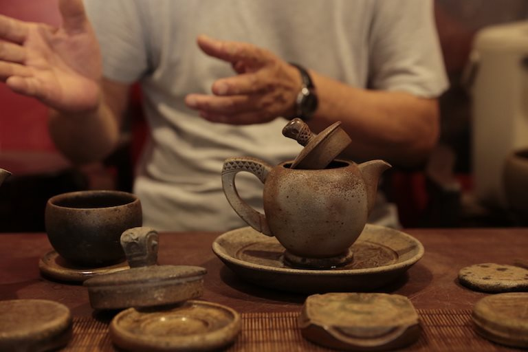 Le-Shan Pottery Workshop - the best traditional pottery culture in Taiwan, Taipei