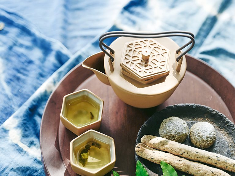 CAN Tea - Taipei afternoon tea shop in Sanxia