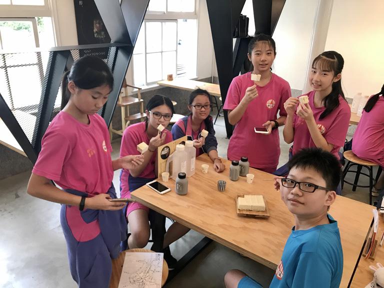 成品試吃 | 禾乃川國產豆製所 | 改變生命的豆漿店