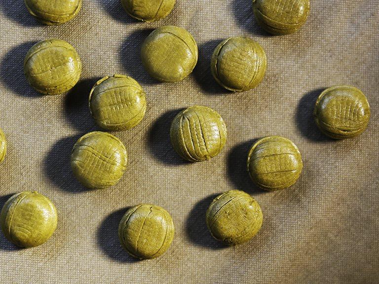 甘樂碧螺春茶糖 - 感受香回甘環繞味蕾的豐富層次