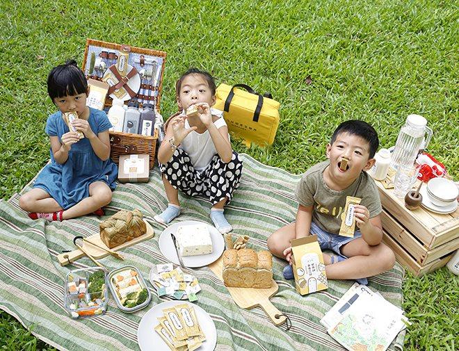 野餐的季節到囉,該如何準備野餐食物,禾乃川野餐食譜大公開