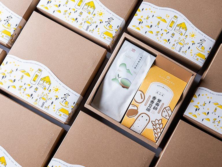 《 禾乃川 》 禮盒