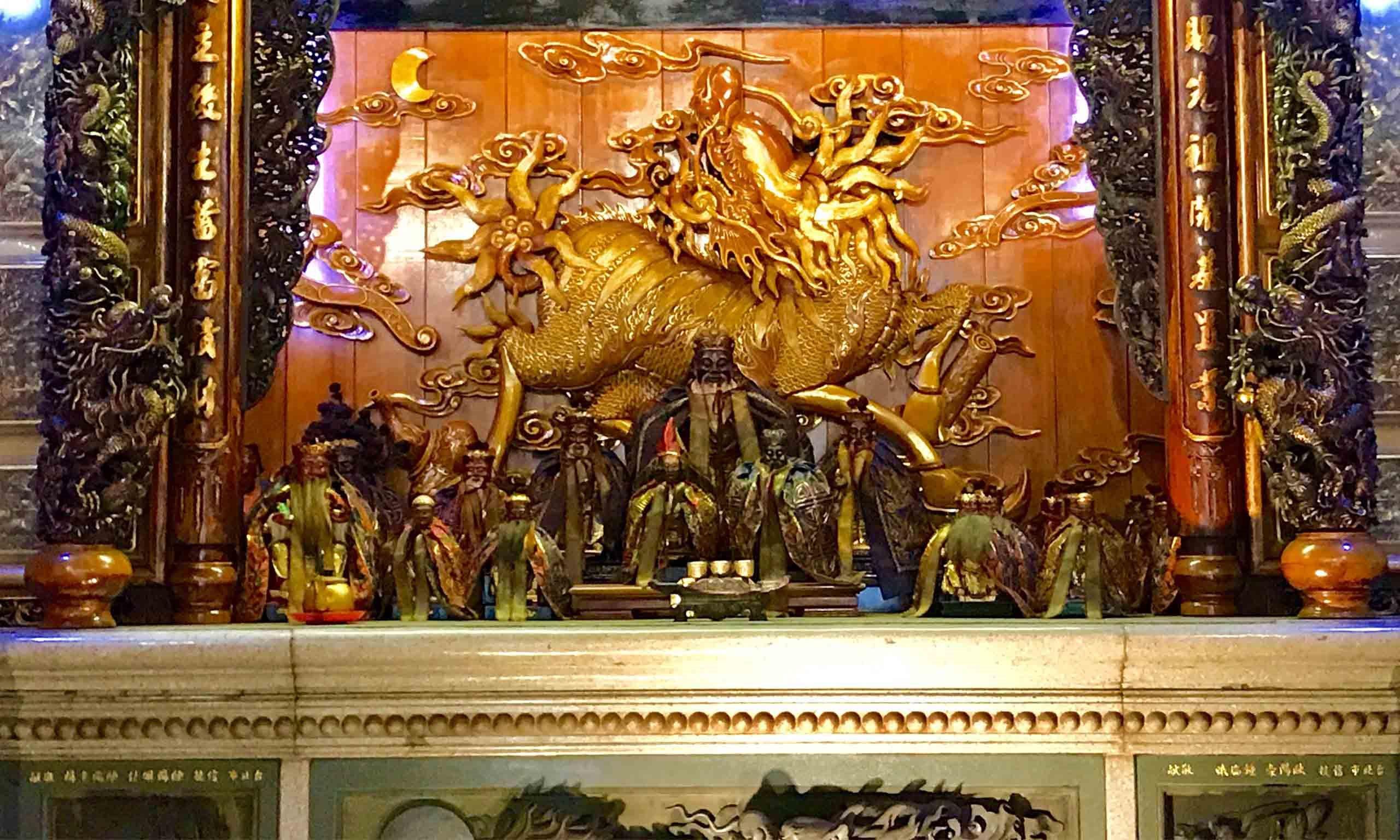 三峽福安宮