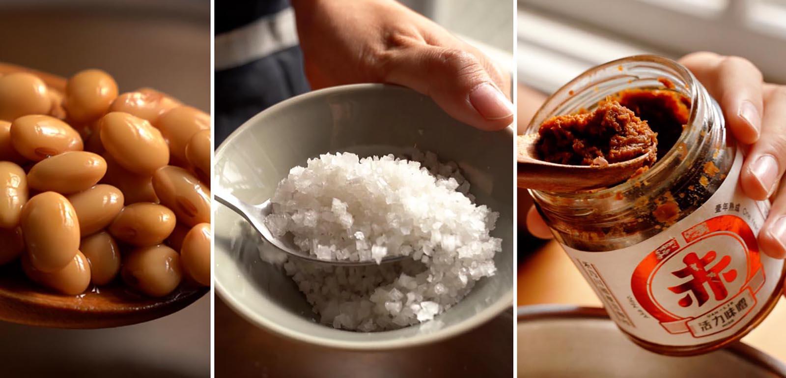 現在最紅的「米麴」要去哪裡買呢?禾乃川告訴您,我們全新慢慢釀系列商品隆重登場「禾乃川米麴」,經由師傅用心的照顧,讓米麴擁有安心的環境可以慢慢長大,並且選用日本300多年味噌老店的優良菌種「糀kouji」,再搭配花蓮羅山有機白米,經過浸泡、蒸熟、播散、翻攪散熱等古法,擁有米麴即可以自己釀造味噌、味醂、醬油、鹽麴和甘酒喔! ! 禾乃川國產豆製所除了禾乃川米麴之外,還有做味噌不可以缺乏的重要元素「台灣國產黃豆」一次滿足您的所有需求,和家人朋友一起捲起袖子動手做做看吧!   改變生命的豆漿店