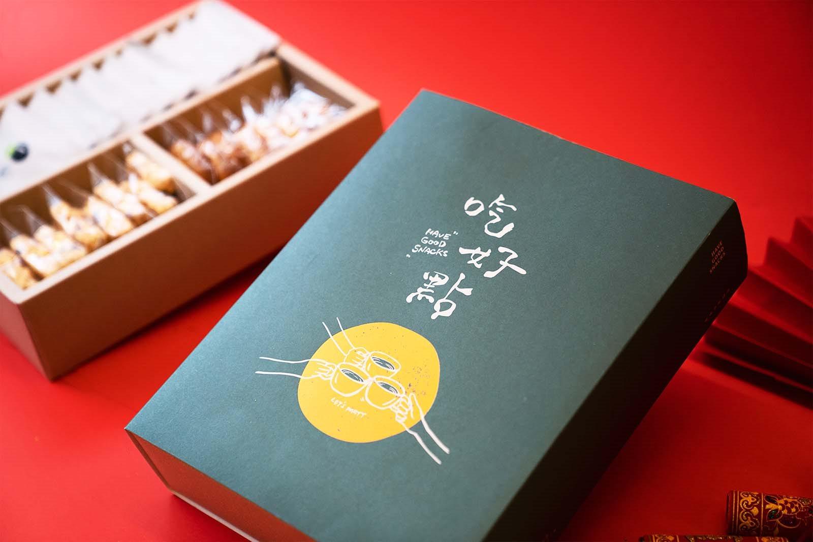 年節企業送禮、公司禮品採購,甘樂文創禮盒贈送客戶員工首選!