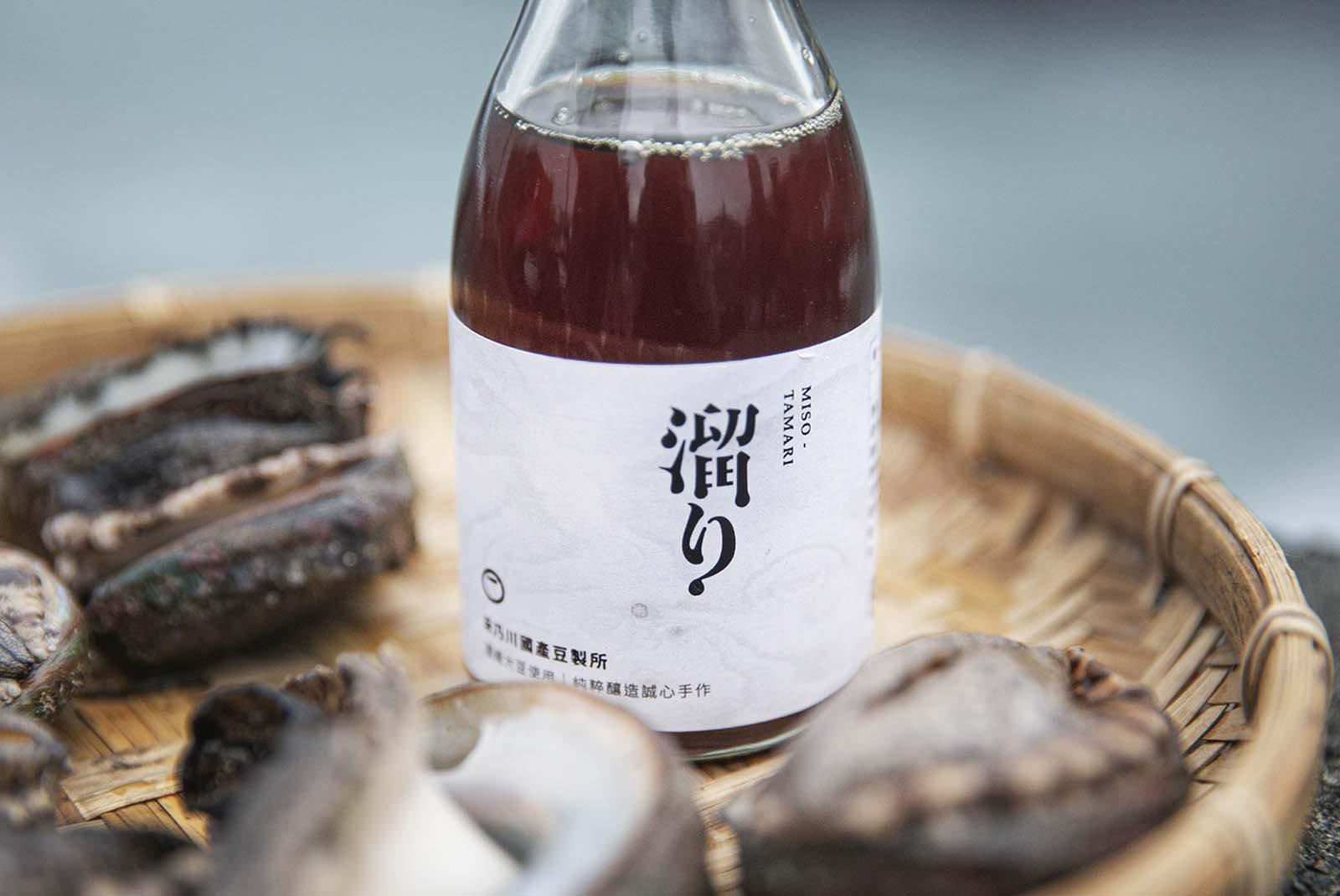 新鮮海鮮沾醬新風味,禾乃川味噌溜醬油低溫烹調最對味