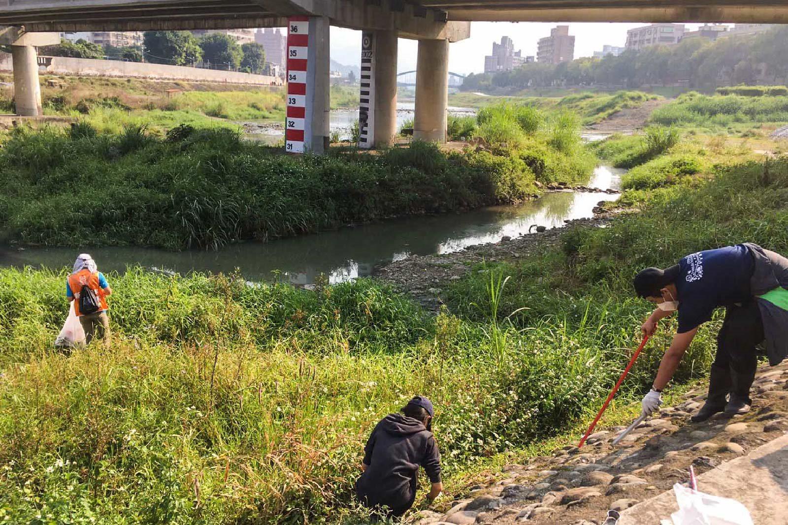 甘樂綠色套裝遊程 - 袋上你的心 親淨三峽溪